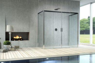 Een heerlijke douche voor lichaam en geest!