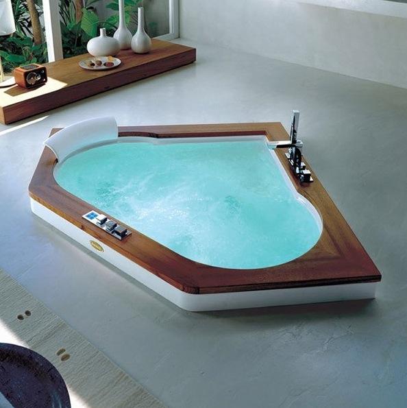 Bubbelbad Whirlpool – Tegels-Sanitair