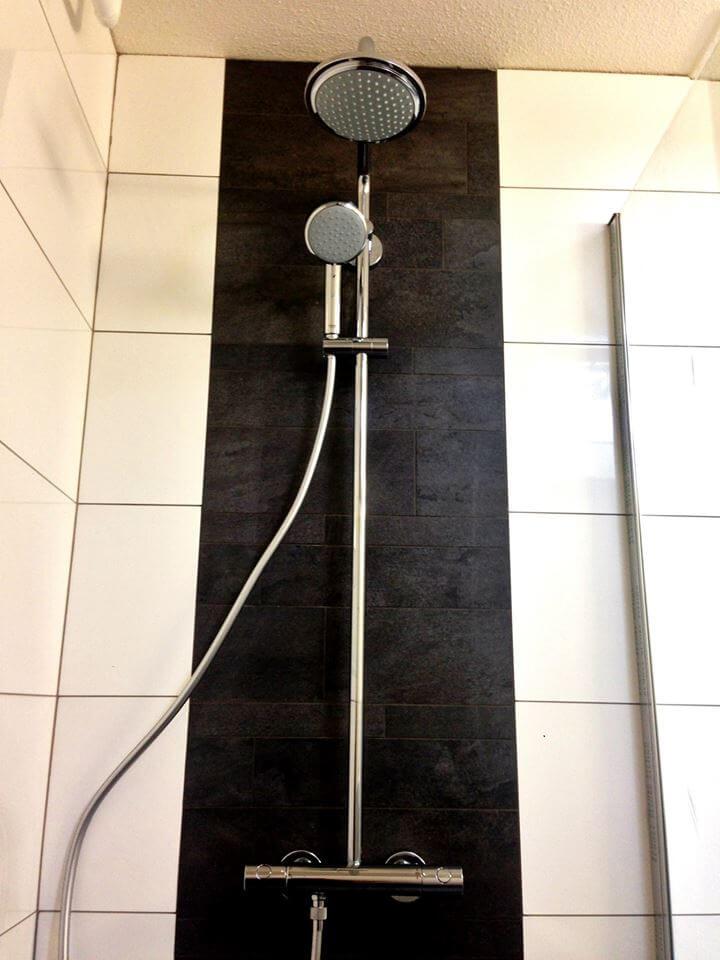Zwart Wit Tegels.Badkamer Zwart Wit Tegels Sanitair